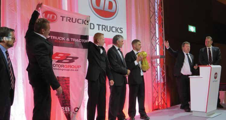 BBTrucks wins 2014 International UD Trucks Gemba Challenge